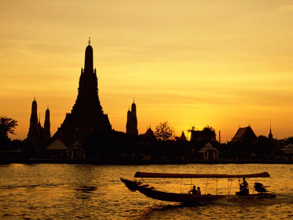Bangkok - Templo de Aurora
