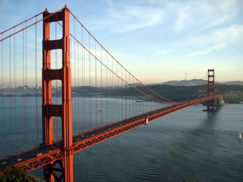 Golden Gate Bridge 001