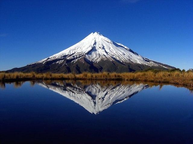 Mount Taranaki Egmont NZ