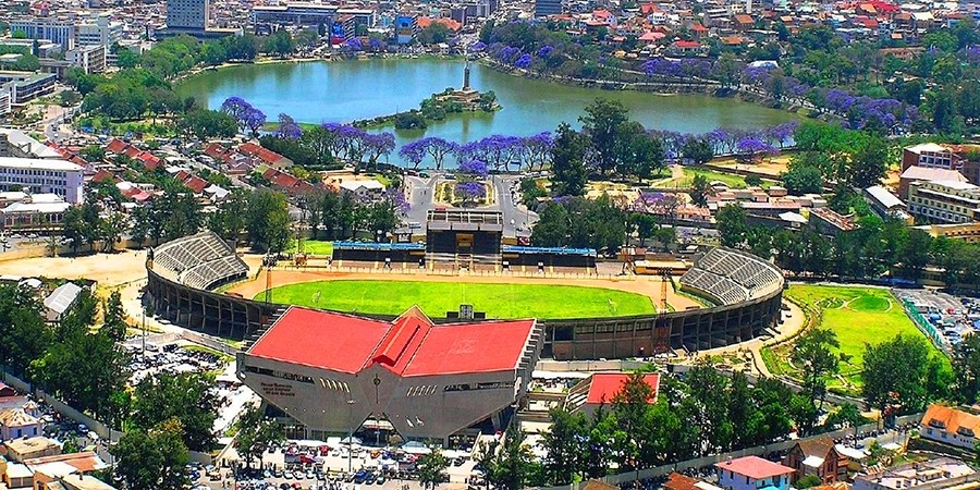 Antananarivo, capital malgache