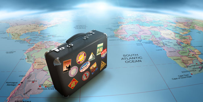 Contratar un seguro de viaje